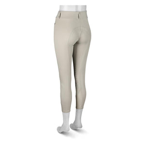 RJ Classics Harper Grip Knee Patch Breech - Tan