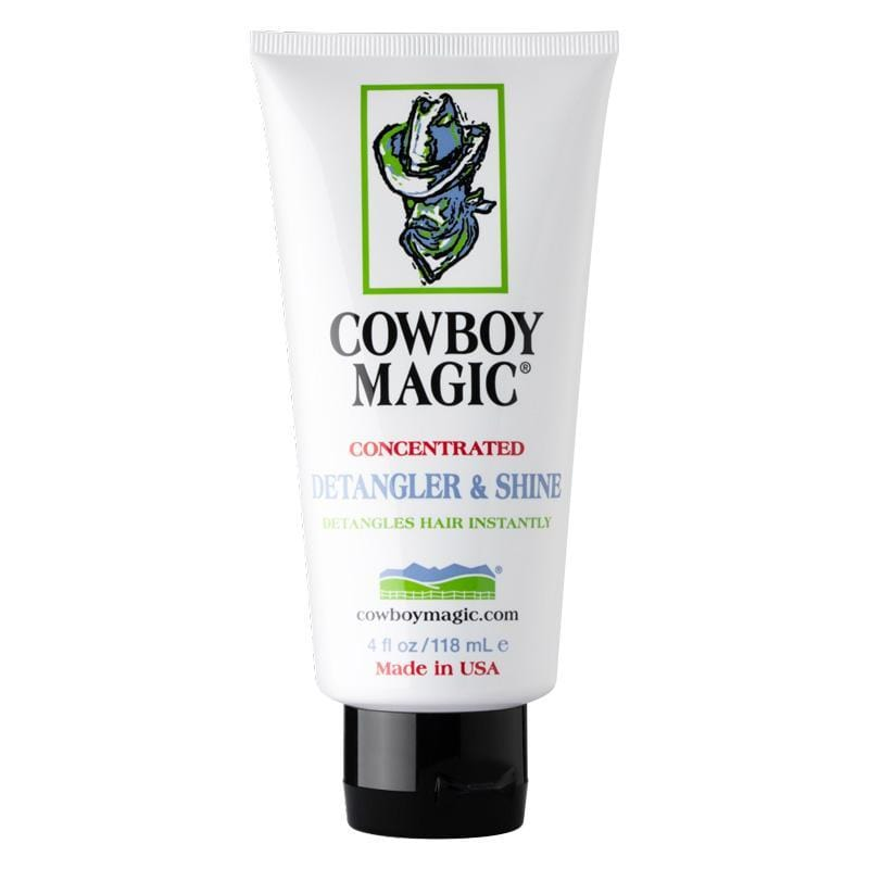 Cowboy Magic Detangler & Shine - 4oz