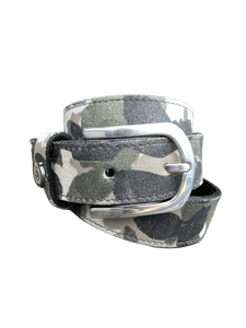Otto Schumacher Belt - Camo