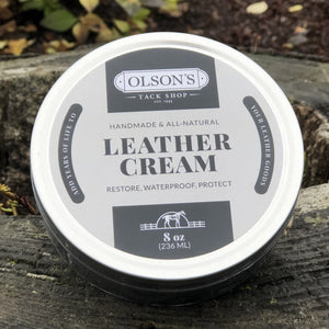 Olson's Leather Cream