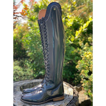 Load image into Gallery viewer, DeNiro Botticelli Navy Custom Dressage Boot
