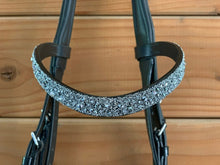 Load image into Gallery viewer, Otto Schumacher Venedig Snaffle Bridle Cob Size
