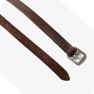 KL Select Half Hole Stirrup Leathers