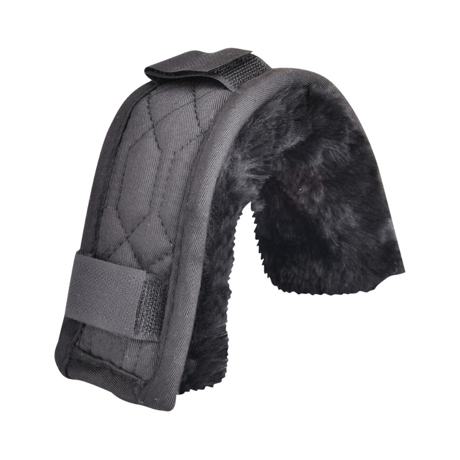 Lambskin Poll & Nose Cover - 28cm