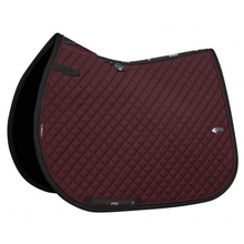Load image into Gallery viewer, LeMieux Wither Relief Close Contact Pad - Burgundy
