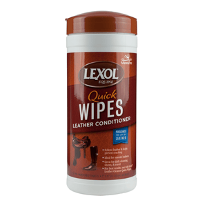 Lexol Quick Wipes Leather Conditioner