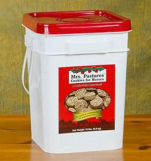 Mrs. Pastures Cookies for Horses - 15lbs