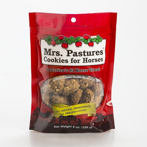 Mrs. Pastures Cookies for Horses - 8oz