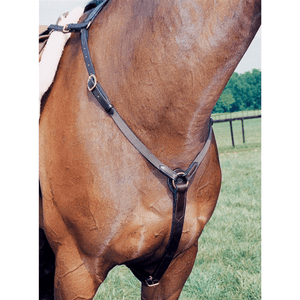 Nunnfiner Classic Breastplate with Elastic - HAV/BRS