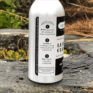 Olson's Leather Cleaner - 8oz