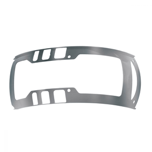 One K CCS Front Rail for MIPS Helmet - CHROME