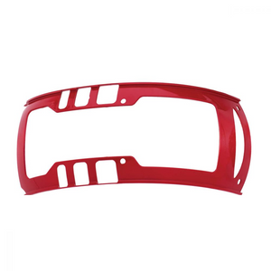 One K CCS Front Rail for MIPS Helmet - REDGLOS