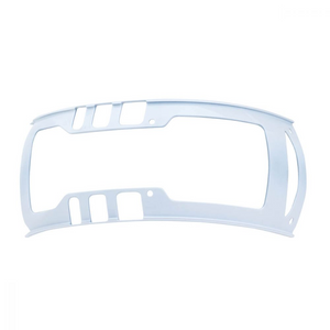 One K CCS Front Rail for MIPS Helmet - WHITE