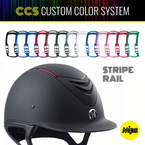 One K CCS Front Rail for MIPS Helmet