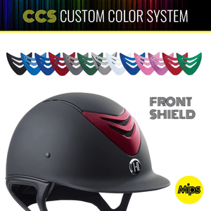 One K CCS Front Shield for MIPS Helmet