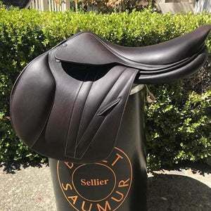 Premium Butet Saddle - CACHOU