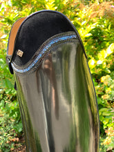 Load image into Gallery viewer, DENIRO BLack dressage boot custom