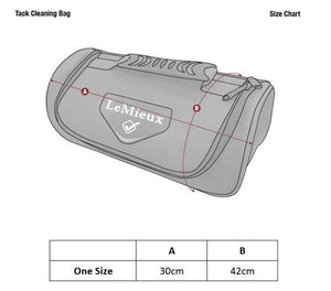 tack cleaning bag size guide