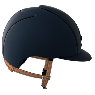 deniro custom field boot - cognac with america top