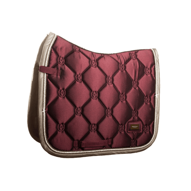 equestrian stockholm fur halter and lead