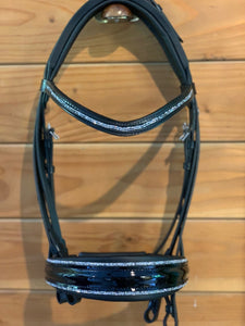 Otto Schumacher Warendorf Feel Good Custom Double Bridle Size 2