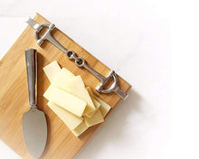 Load image into Gallery viewer, Arthur Court Equestrian Cheese Set
