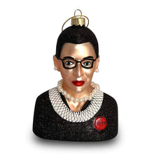 Load image into Gallery viewer, Ruth Bader Ginsburg Glass