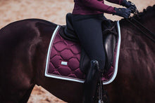 Load image into Gallery viewer, Equestrian Stockholm Dressage Pad - Purple