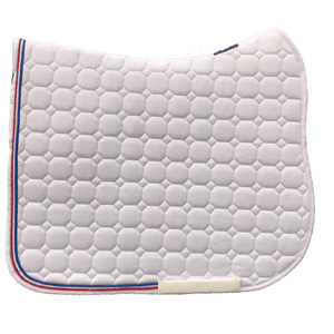 Equiline Octagon Dressage Saddle Pad - Assorted Colors