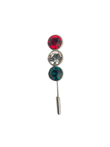 Otto Schumacher Stock Tie Pin