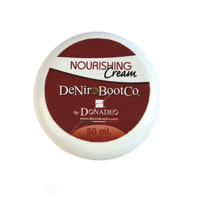 boot care deniro nourshing cream gel silicone brushed leather