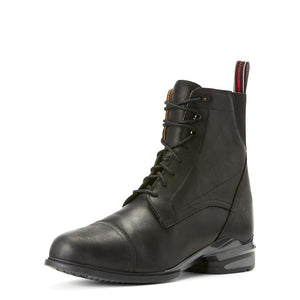 ariat performer nitro lace up paddock boot