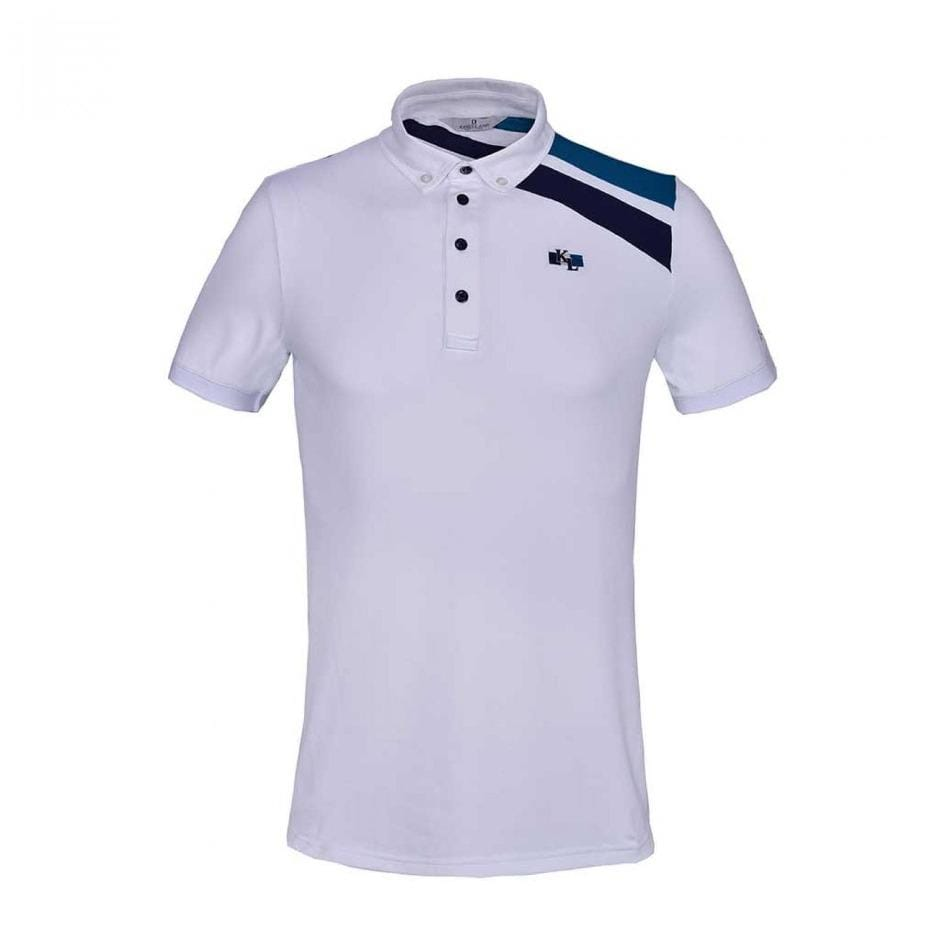 white mens jadon show shirt