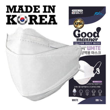 Load image into Gallery viewer, [MADE IN KOREA] KF94 GOOD MANNER MASK