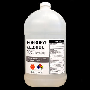 ISOPROPYL ALCOHOL 70% - 1GAL
