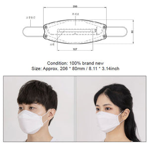 [MADE IN KOREA] KF94 HANA MASK