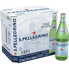 San Pellagrino 12 pack (750ml)