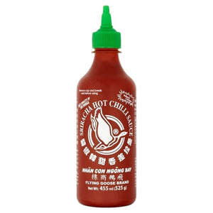 Sriracha - Hot Chilli Flying Goose