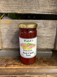 Walsh's Red Chilli Jam