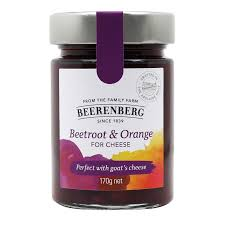 Beetroot & Orange for Cheese
