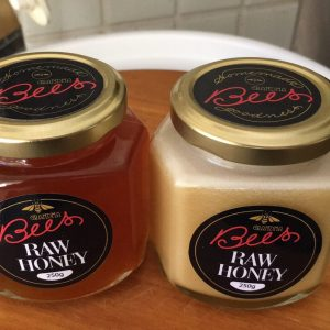 Honey - Grandma Bees Raw 250g