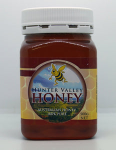 Honey - Hunter Valley Jar 500g