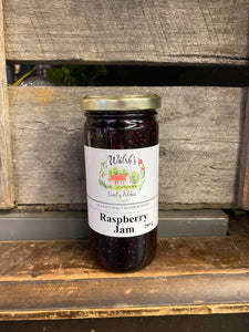 Walsh's Raspberry Jam