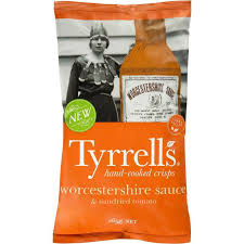 Tyrells Chips - Worcestershire