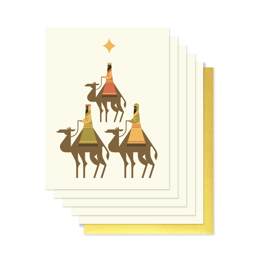 Wise Men Set of 5
