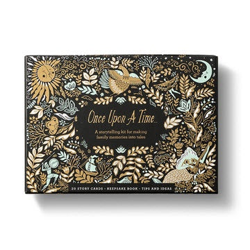 ONCE UPON A TIME - A STORYTELLING KIT FOR MAKING FAMILY MEMORIES
