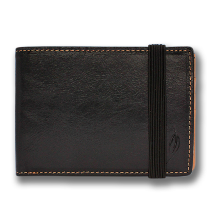 Orchill - Hitchens Wallet Wax Black Tan