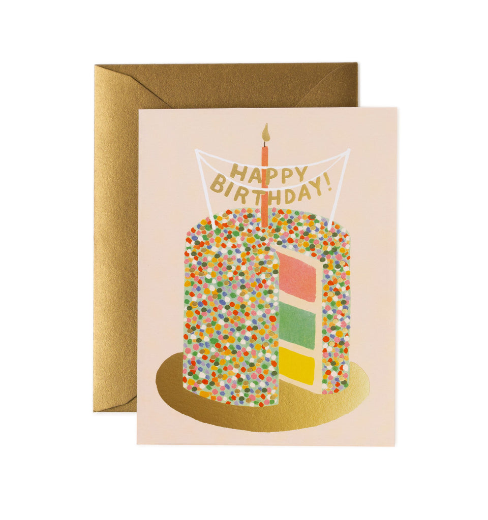 Rifle Paper Co - Single Card - Layer Cake