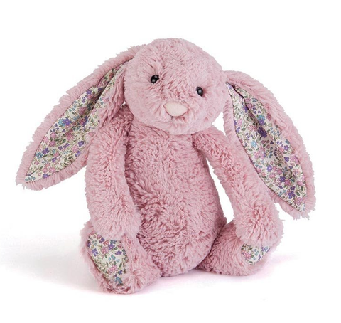 Jellycat Blossom Bashful Tulip Pink Bunny Small