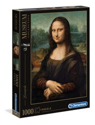 Leonardo - Gioconda - 1000 Pieces - Museum Collection